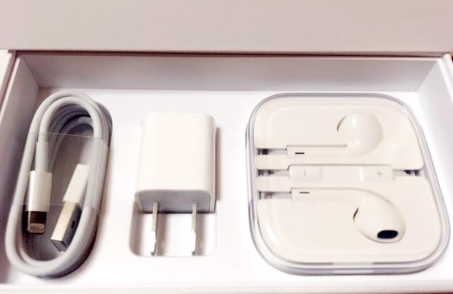 iphone 充電アダプタ