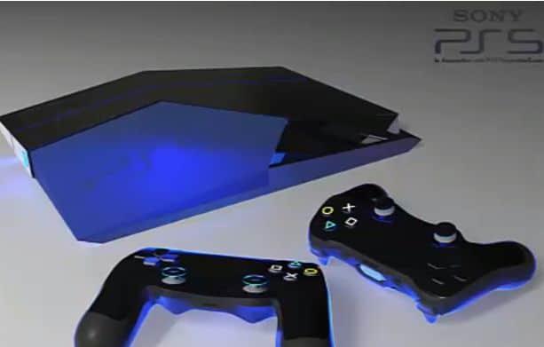 PS5 コンセプト画像