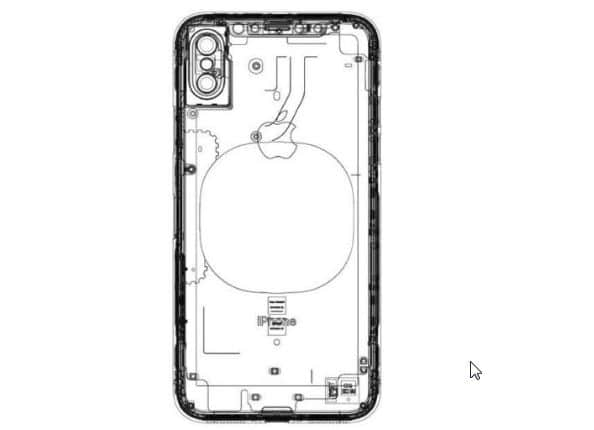 iPhone8顔認証カメラ